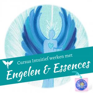 Cursus Intuïtief werken met Aartsengelen en Essences met Engelenlichtkaartjes
